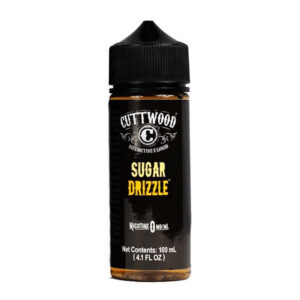 Cuttwood Sugar Drizzle 100ml Eliquid Shortfill Bottle