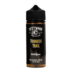 Cuttwood Tobacco Trail 100ml Eliquid Shortfill Bottle