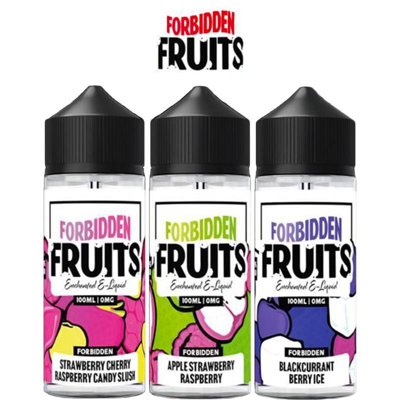 Forbudte frugter Shortfills