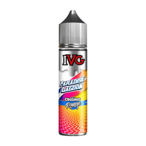ivg crushed paradise lagoon 50ml eliquid shortfill bottle