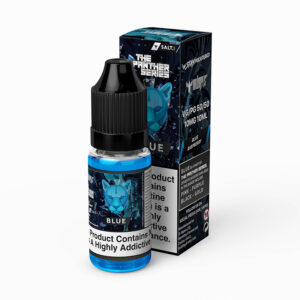 dr vapes the panther series blue nic salt eliquid 10ml flacone con scatola