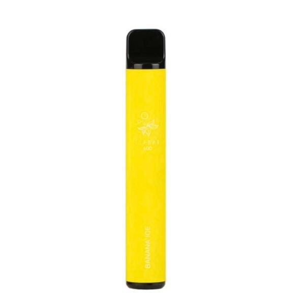 elfbar 600 banana ice disposable vape pod