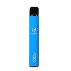elfbar 600 blue razz limonādes vienreizējās lietošanas vape pod