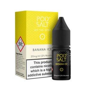 bananis 10 ml nikotinsalt elikvider af pod salt core samling