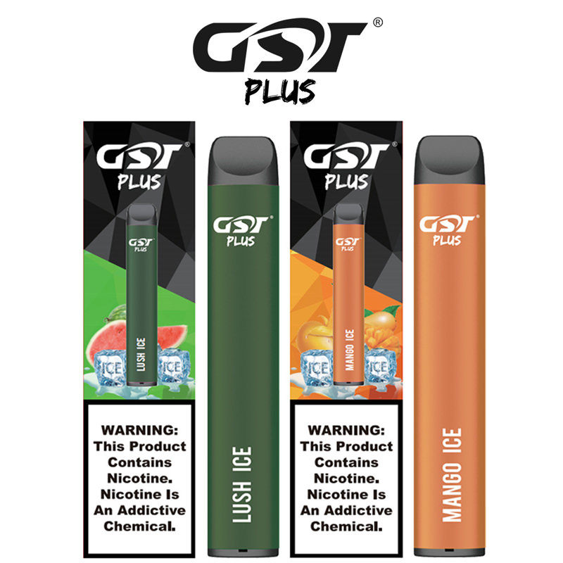 GST Plus engangs vape bælg