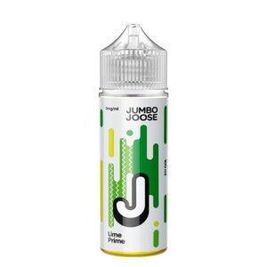 sticla eliquidă jumbo joose lime prime 100ml
