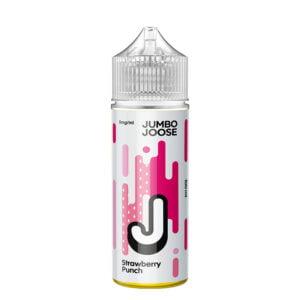 jumbo joose strawberry punch 100ml sticlă eliquidă
