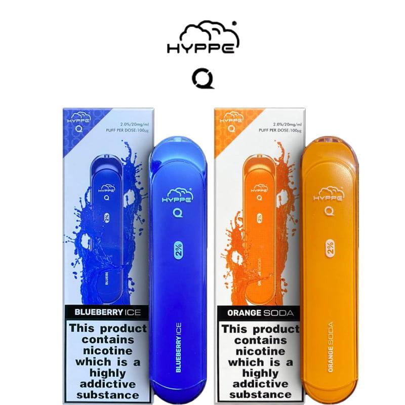 Hyppe Q Disposable Vape Pods