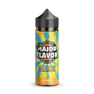 Major Flavour pango is 100 ml eliquid shortfill flaske