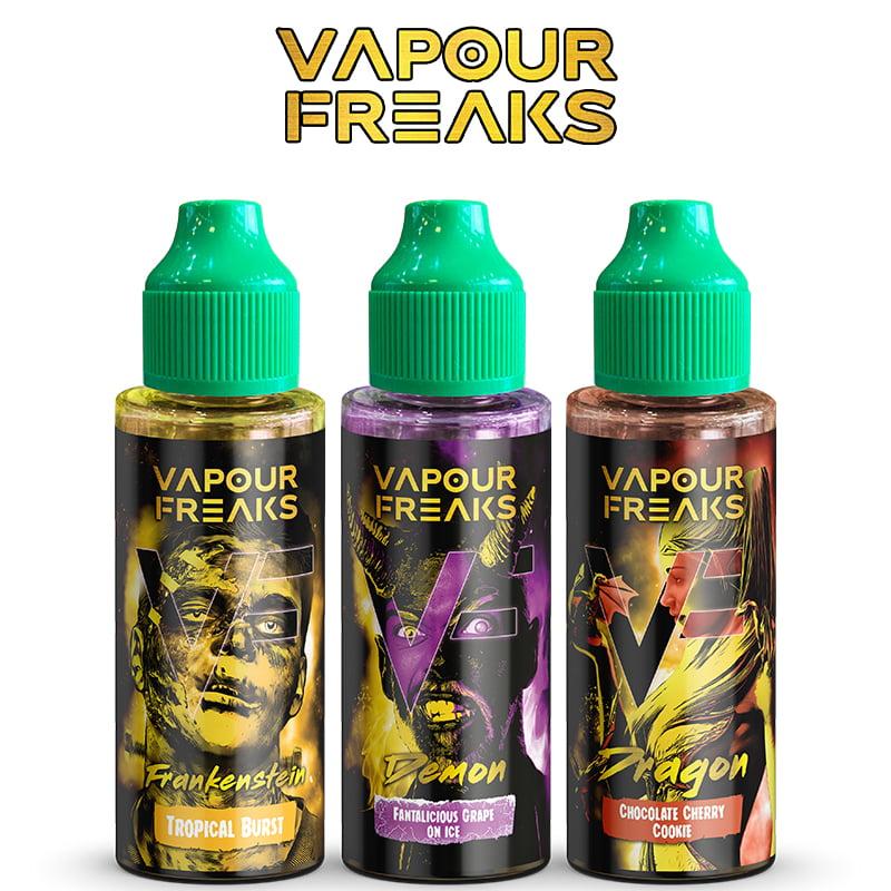 Vapor Freaks Shortfills