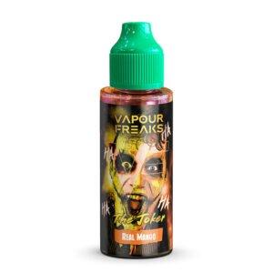 vapor freaks the joker 100ml eliquid shortfill flaska
