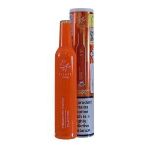 elf bar cr500 barrette monouso per vape energy alla fragola